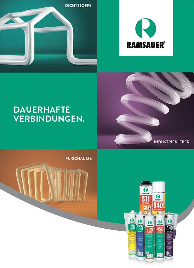 компания Рамзауэр - клеи и герметики из Европы